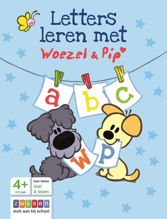 Bolcom Woezel Pip Letters Leren Met Woezel Pip Dromenjager
