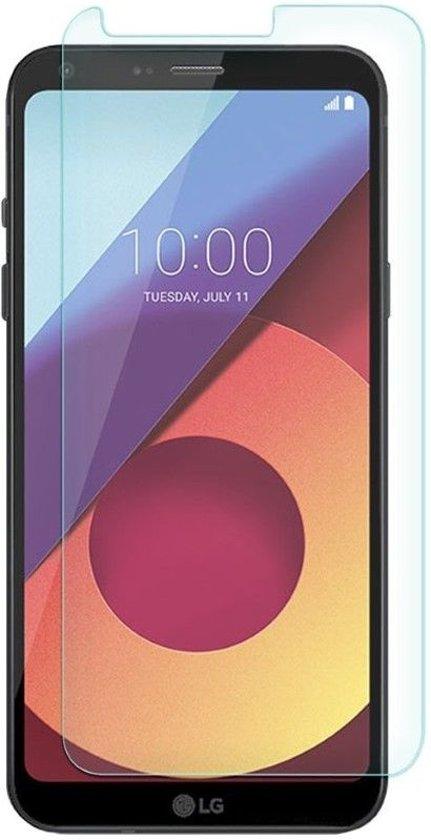 LG Q6 Tempered Glass Screenprotector in Overslingeland