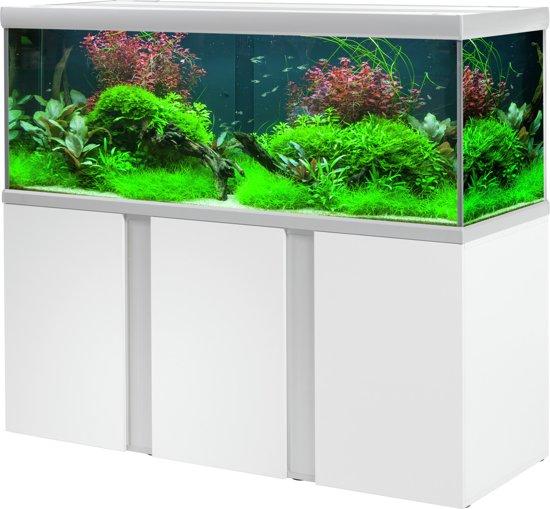 Akvastabil Fusion Aquarium Zilver 579l 160 X 60 X 64 Cm
