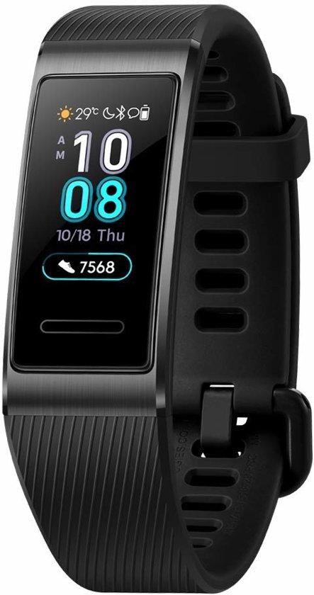 Afbeelding van Huawei Band 3 Pro - Activity tracker - Zwart