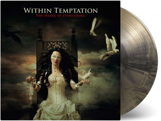 CD cover van Heart Of Everything (Coloured Vinyl) van Within Temptation