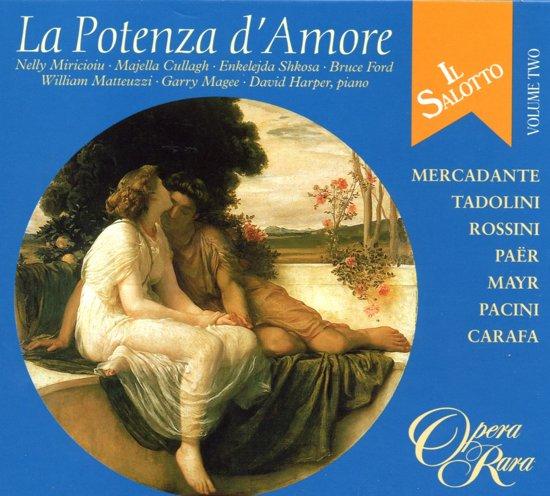 Il Salotto Vol 2 : La Potenza D'Amore