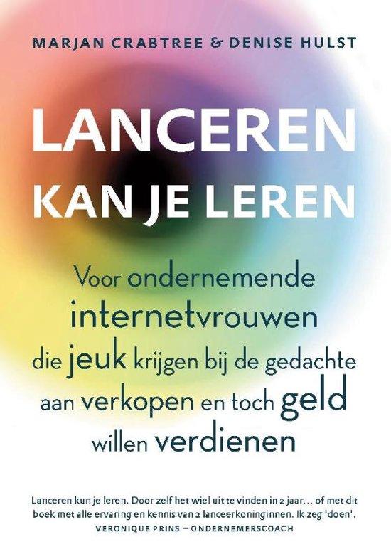 Afbeeldingsresultaat voor Denise Hulst & Marjan Crabtree - Lanceren kan je leren