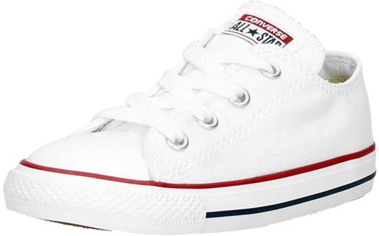 8eddc070a65 Converse Chuck Taylor All Star Sneakers Laag Baby - Optical White - Maat 25