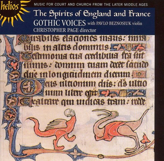 The Spirits Of England And France