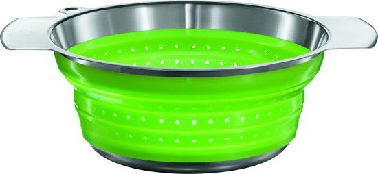 Rösle Vergiet - Opvouwbaar - Ø 24 cm - Groen