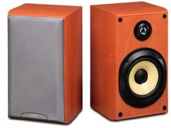 Sony Compact Bookshelf Speakers SS MB250H