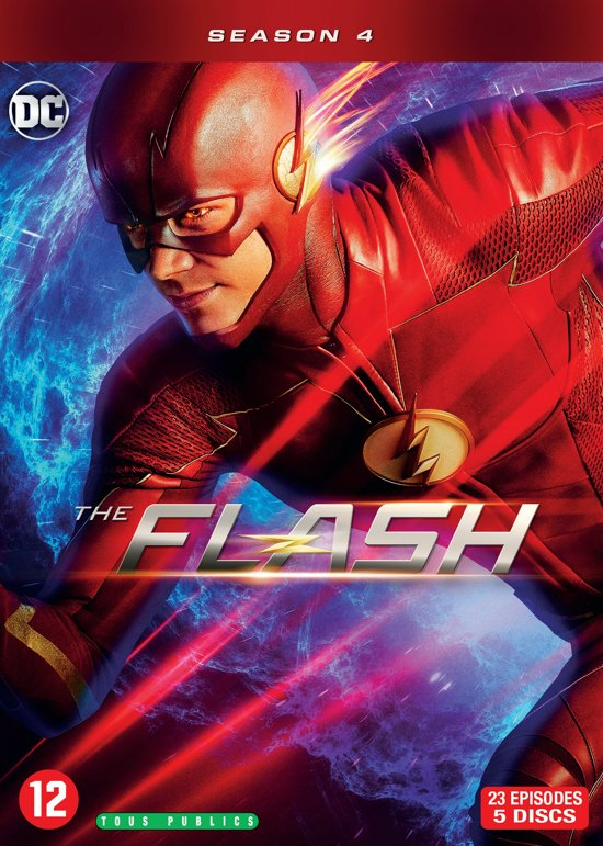 The Flash - Seizoen 4
