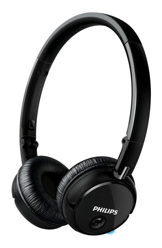 Philips SHB6250 - Draadloze on-ear koptelefoon - Zwart