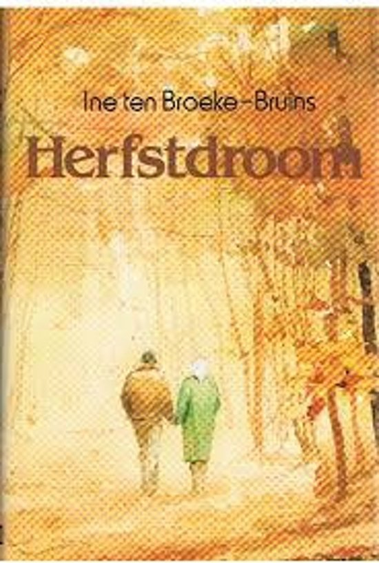 HERFSTDROOM - Voorkant