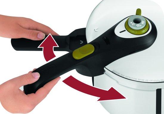 Tefal Secure 5 Neo Snelkookpan 6 L
