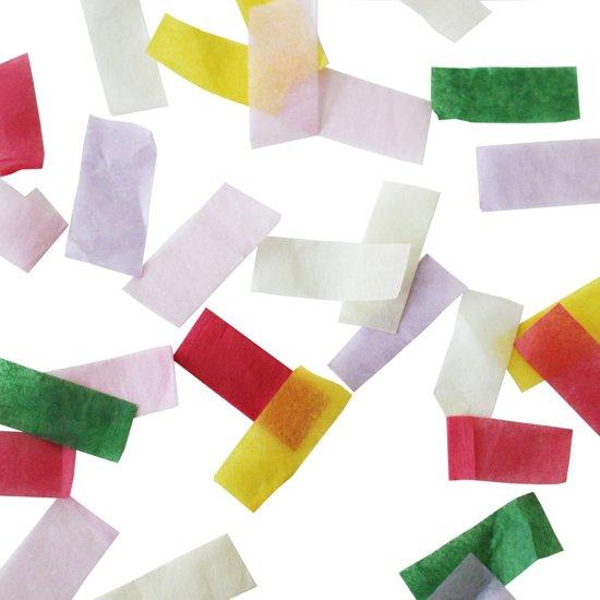 Papieren confetti (10 pakjes) Valentinaa