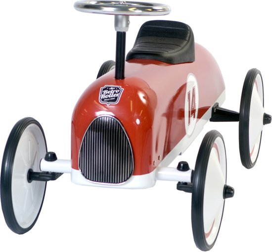 Retro Roller Johan Loopauto