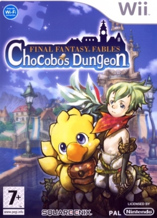 Final Fantasy Fables - Chocobo's Dungeon kopen