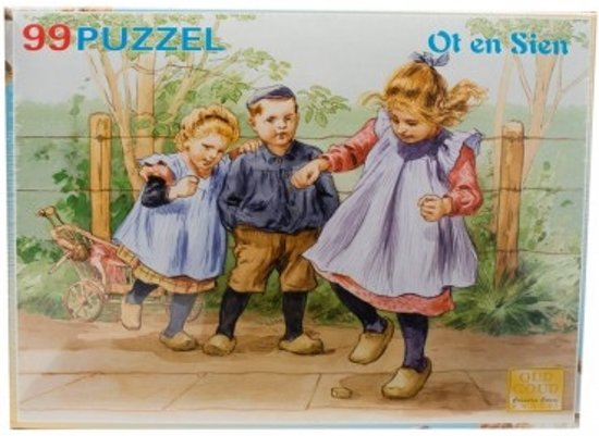 Ot En Sien Kinderkleding.Bol Com Ot En Sien Puzzel Merkloos Speelgoed