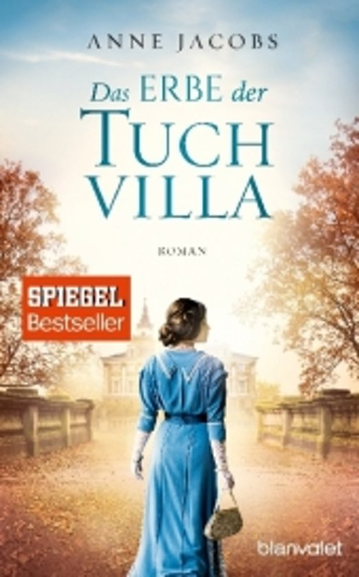 Boek cover Das Erbe der Tuchvilla van Anne Jacobs (Paperback)