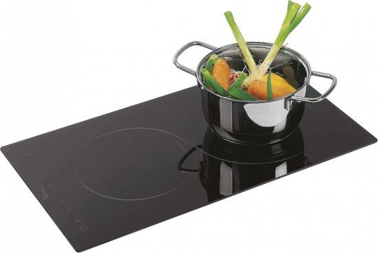 Goede bol.com | CAN PI3050 inductie Kookplaat met 2 Zones inbouw FQ-35