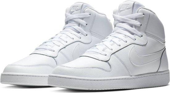c37e7fcd8bd bol.com | Nike Ebernon Mid Sneakers - Maat 44 - Mannen - wit