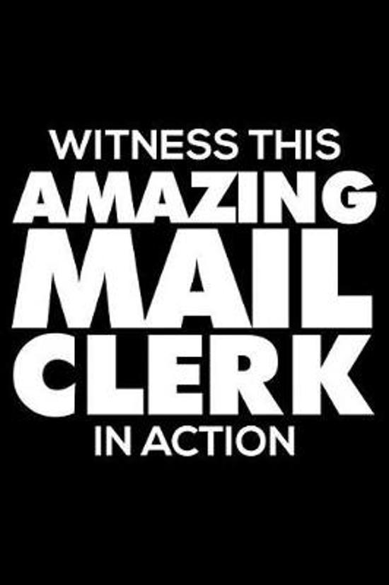 Witness This Amazing Mail Clerk in Action