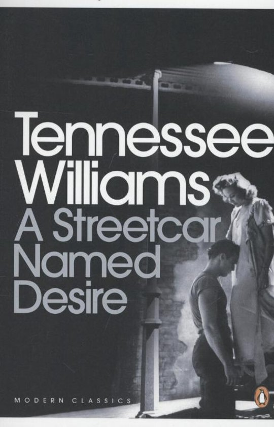 a review of tennessee williams a streetcar named desire Download citation on researchgate | a streetcar named desire (review) | in her director's notes for this new, international production of a classic american play, liv ullmann wrote: the way i see it, tennessee williams wished to pull us out of our own angry darkness, by allowing us to see, to recognize the hurt and the vulner-ability and.