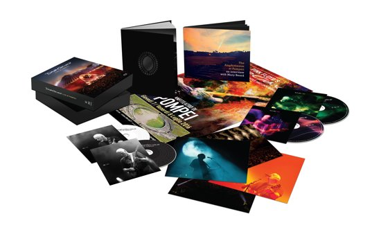 Live At Pompeii (Deluxe Edition) (Boxset)