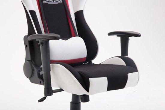 Clp bureaustoel jerez gaming chair met en zonder voetensteun