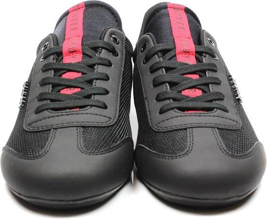 Cruyff Recopa Sneakers Emblema Heren Zwart pSpwvrxRq