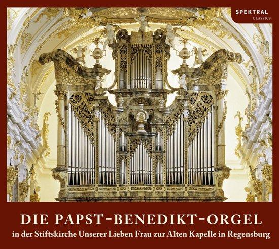 Die Papst-Benedikt-Orgel Alten Kape