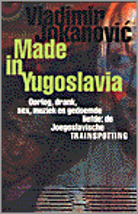 Made In Yugoslavia - Vladimir Jokanović pdf epub