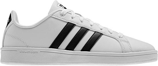 Adidas - Avantage Mousse Nuage Formateurs - Femme - Baskets - Noir - 37 1/3 qFVWu
