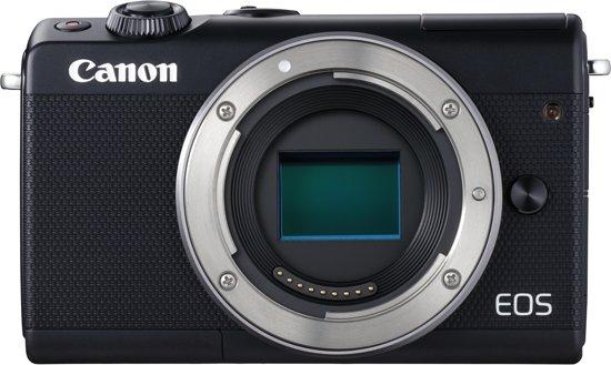 Canon EOS M100 - Body - Zwart