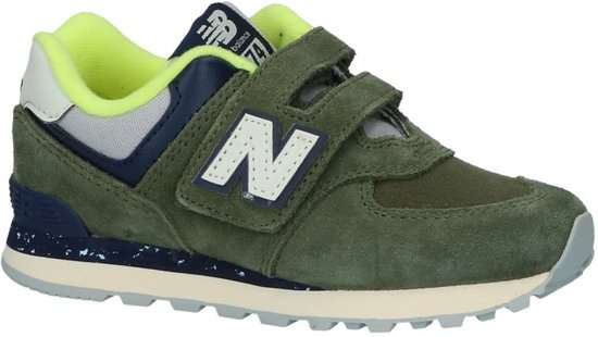 new balance kind groen