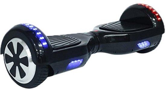 bol.com   AllStock hoverboard - wheel balance met bluetooth - LED ...