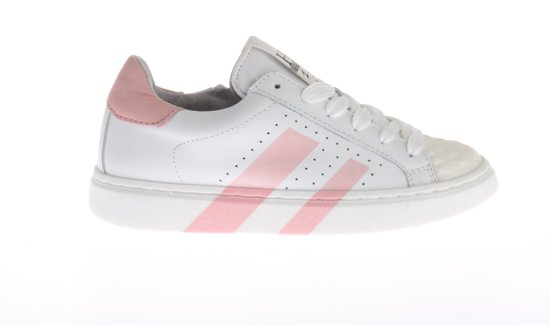 95d0a6b8f9e bol.com | HIP Meisjes Sneakers H1784 - Wit - Maat 35