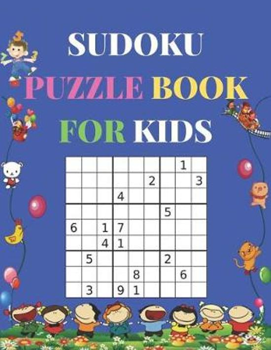 Sudoku Puzzle Book for Kids