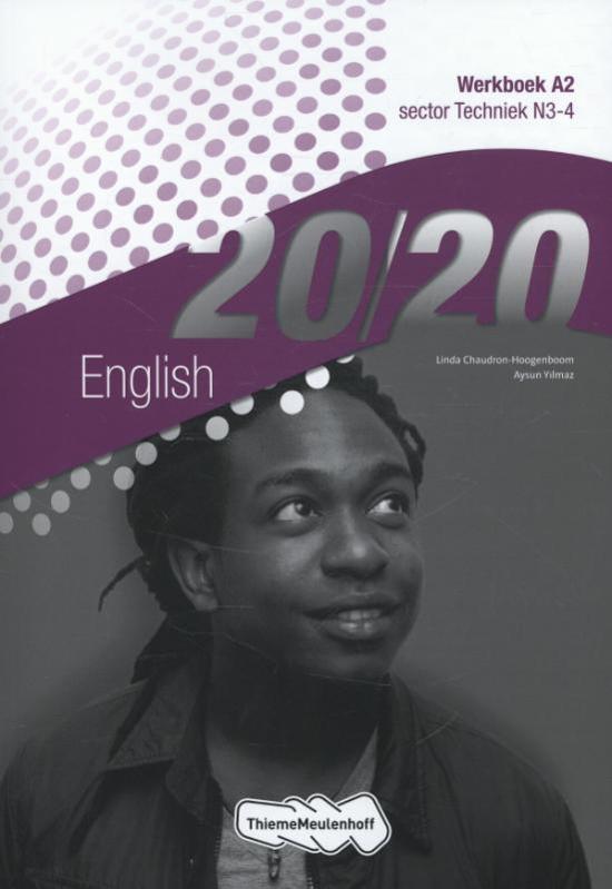 20 20 English sector techniek n3 4 deel Werkboek A2
