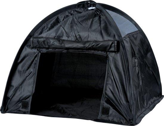 Pop-up dierentent - Tent - Pop-up Tent - Hond - Kat - Huisdier - Zwart