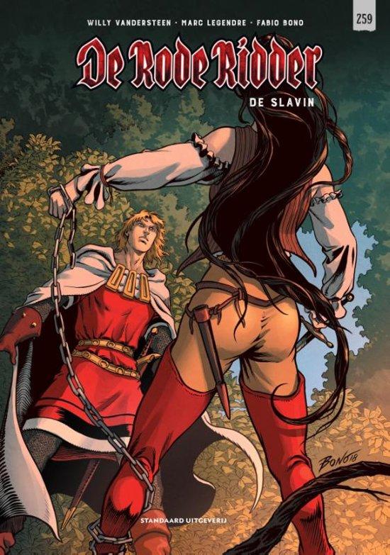 De Rode Ridder 259 - De Slavin
