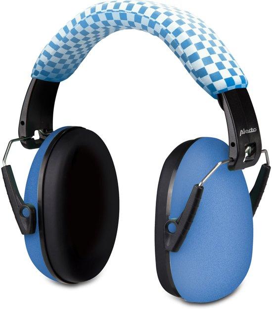 Alecto BV-71 gehoorbeschermer voor kinderen - Blauw