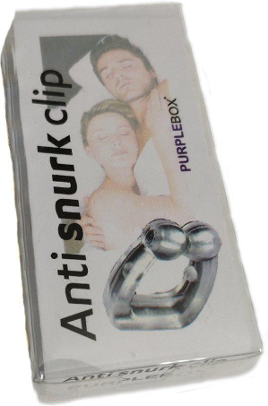 Wonderbaar bol.com | Anti snurk clip- neus klem- tegen snurken JJ-18