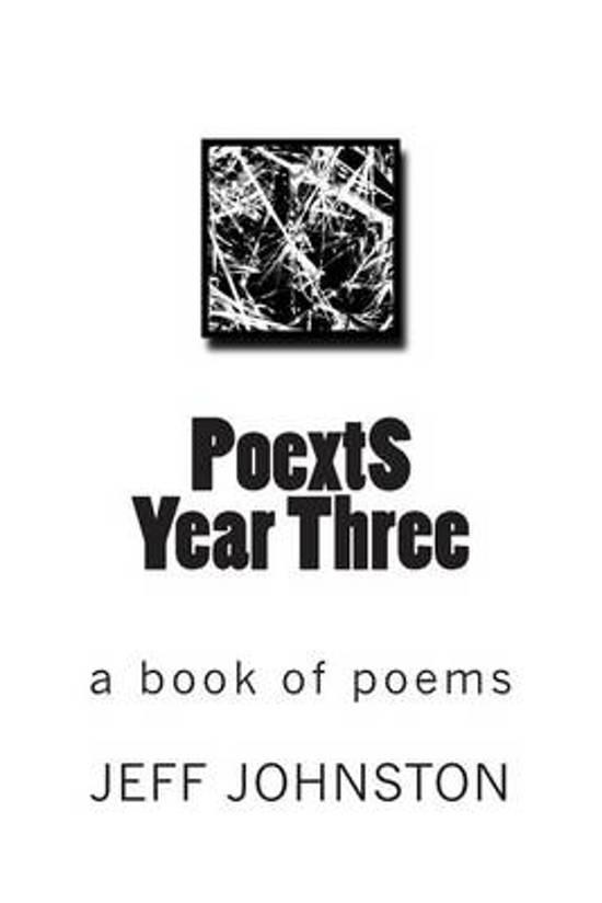 Poexts Year Three