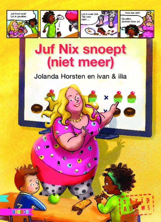 Juf Nix snoept (niet meer)