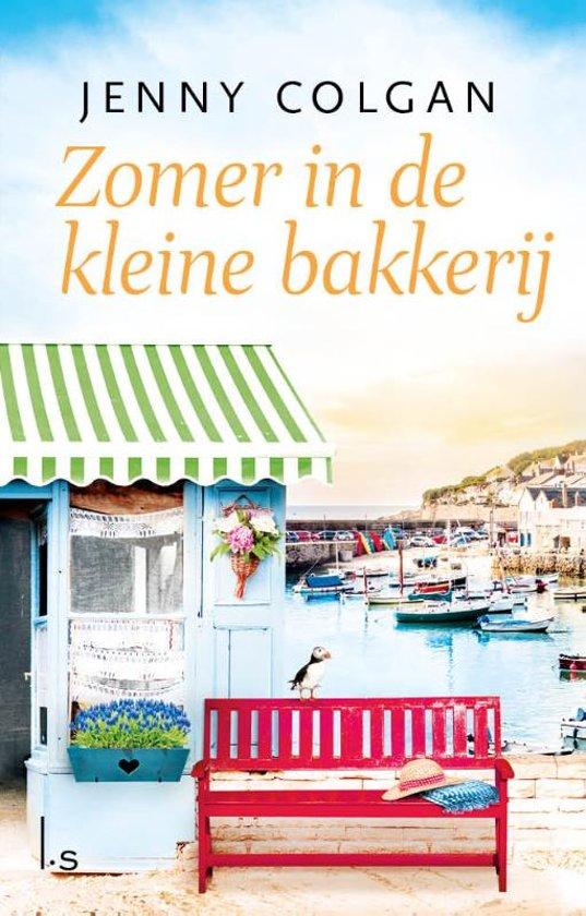 Boek cover De kleine bakkerij aan het strand 2 - Zomer in de kleine bakkerij van Jenny Colgan (Paperback)
