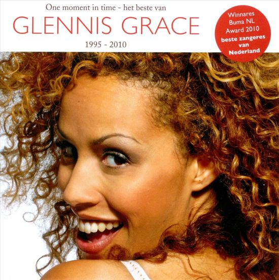 CD cover van One Moment In Time - Het Beste Van van Glennis Grace