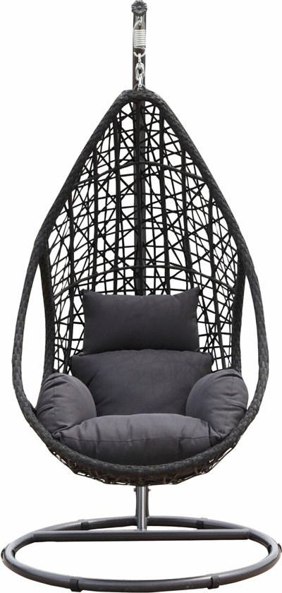 bol com sens line mona relax hangstoel wicker �103 cm x 205 cm