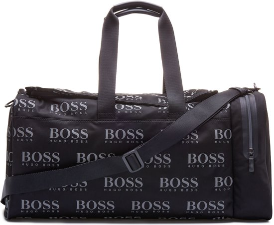 6002bf0e9e3 bol.com | HUGO BOSS Iconic Black Weekendtas 50402907-001
