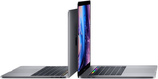 """Apple MacBook Pro 15"""" Touch Bar (2019) 16/256GB 2,6GHz Space Gray"""