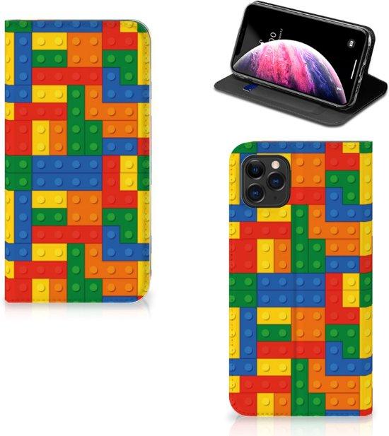 iPhone 11 Pro Max Hoesje met Magneet Blokken