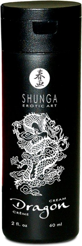 Shunga - Dragon Potentie Crème