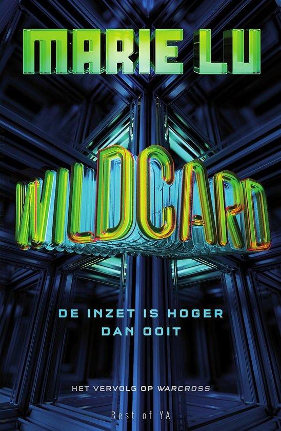 Afbeeldingsresultaat voor wildcard marie lu nederlands